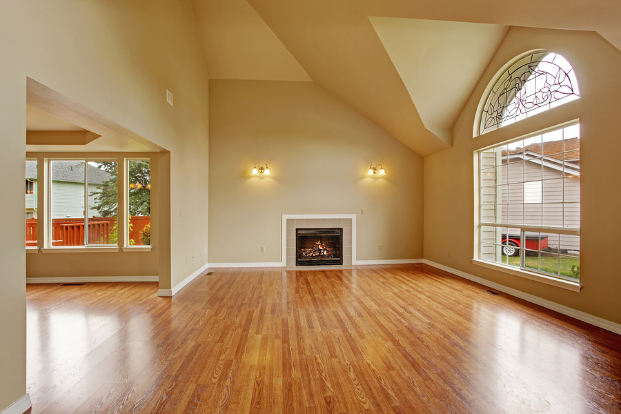Hardwood floor installation rhode island rhode island for Big empty living rooms